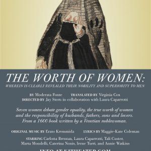 The Worth of Women-Il Merito delle donne